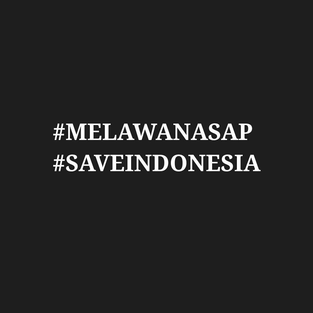 #MelawanAsap  #SavePalangkaraya  #SaveKalimantan #SaveIndonesia http://t.co/DhxE4OlQ2Z