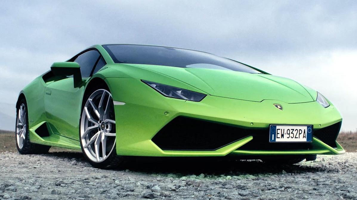 Is the Lamborghini Huracan a true raging bull? From @XCARofficial  http://t.co/24RfgWoRZg http://t.co/8HfOvsssiQ