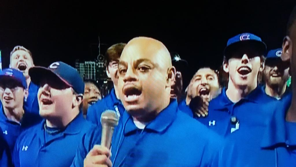 Charles Barkley Works at Wrigley?