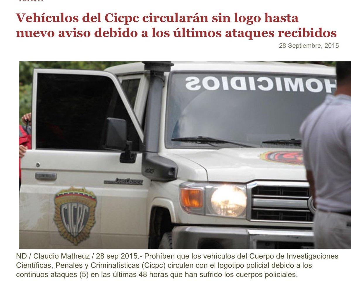 Crisis de inseguridad en Venezuela. (sálvese quien pueda) - Página 37 CQCvcujWIAAa_9U