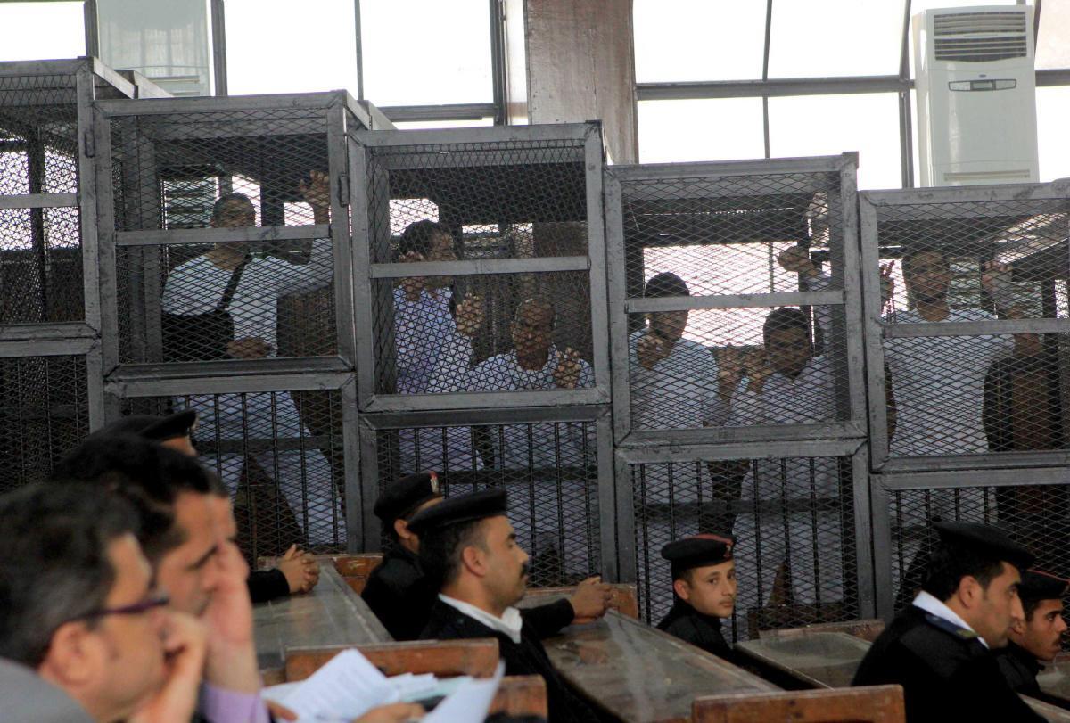 35 حكمًا بالإعدام حصاد هزليات قضاء العسكر خلال سبتمبر
