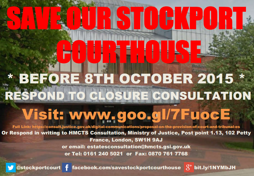 Save Stockport Court