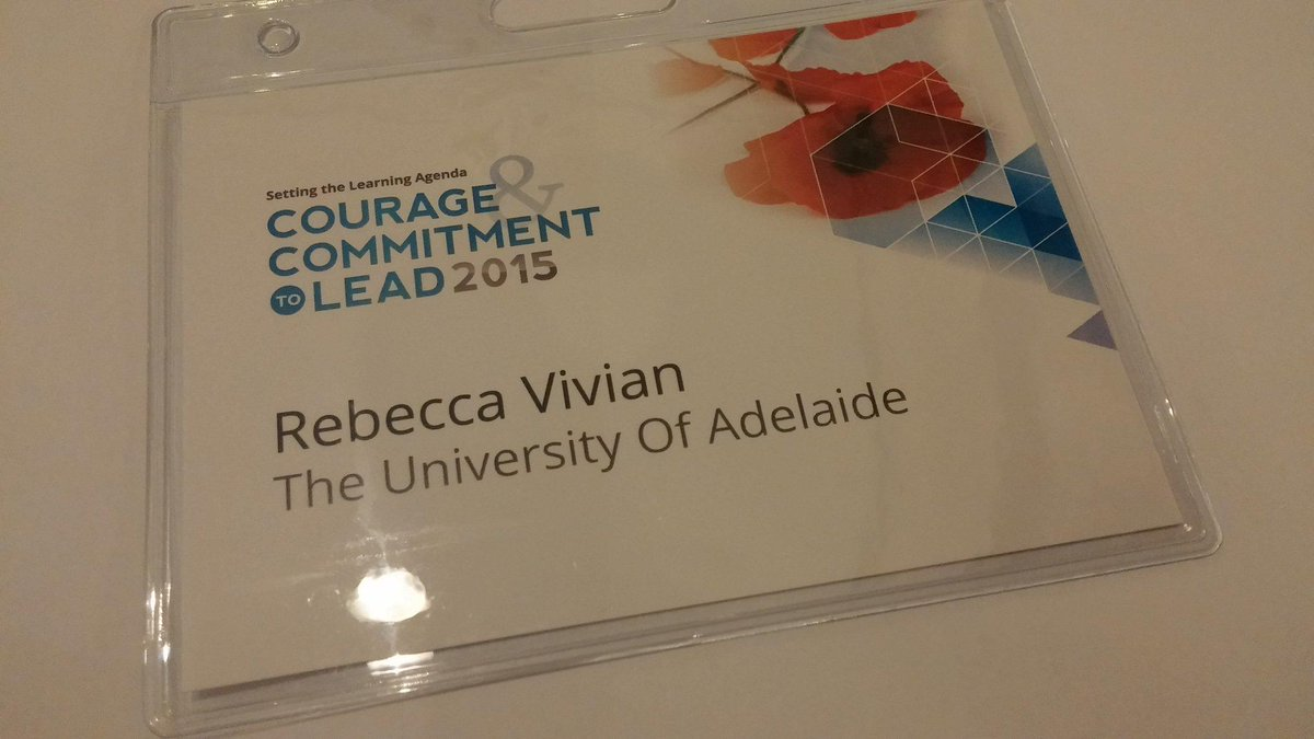 Looking forward to 3 days of thought-provoking presentations & workshops at #acelconf15 #edresearch #leadership http://t.co/YEDIkVfZAG
