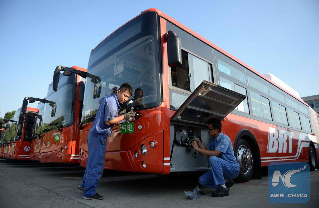 china bus maker bonluck to deliver 500 new energy buses to thailand. Black Bedroom Furniture Sets. Home Design Ideas