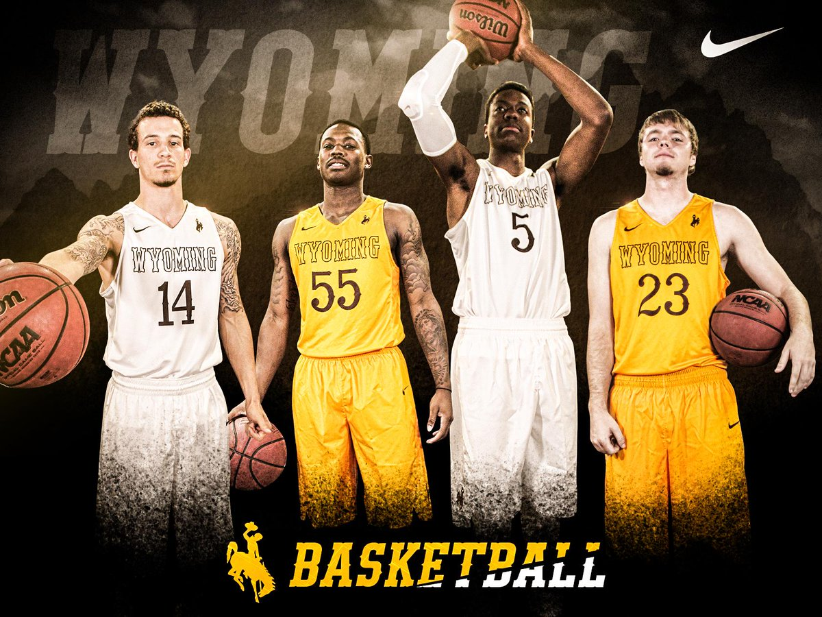 online retailer 26e7c c9a64 Wyoming Cowboy Basketball on Twitter: