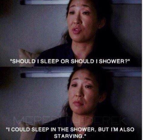Need. More. Sleep. #collegelife #humor #GreysAnatomy #lol #sleep #college #priorities http://t.co/QuaTmBNNPT
