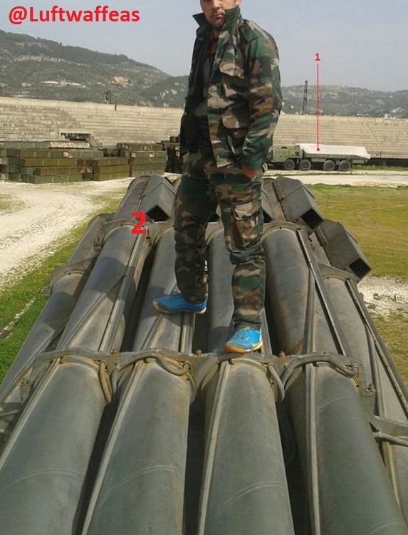 راجمات BM-30 Smerch في سوريا  CQEbfQDVAAArWzq