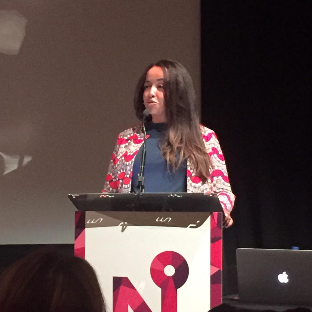 "Nadia Latif ""censorship is not happening to aliens..it's happening to me. And they will come for you too"" #nb2015 http://t.co/TuxDOQGyIE"
