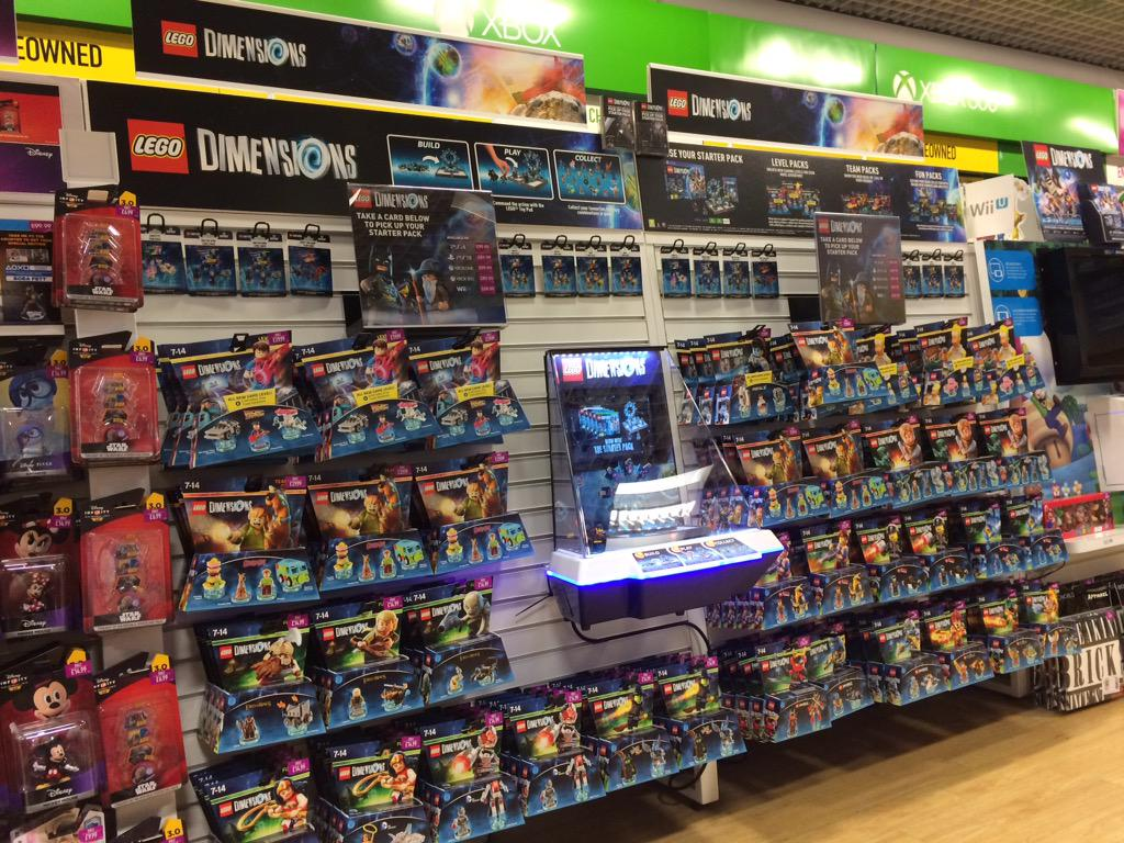 "GAME Brighton on Twitter: ""LEGO DIMENSIONS is out today! Come in ..."