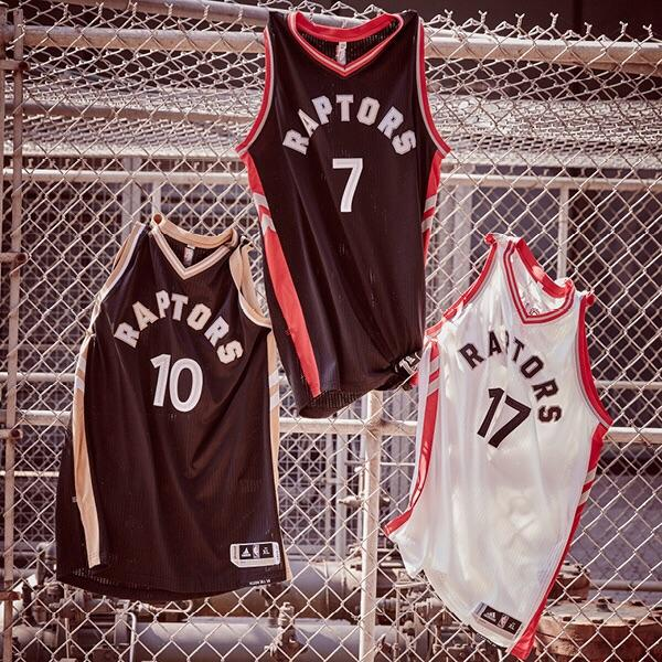The wait is just about OVER my friends! The @Raptors jerseys go on sale tomorrow morning! RT if you want one! http://t.co/2YKg3t6qew