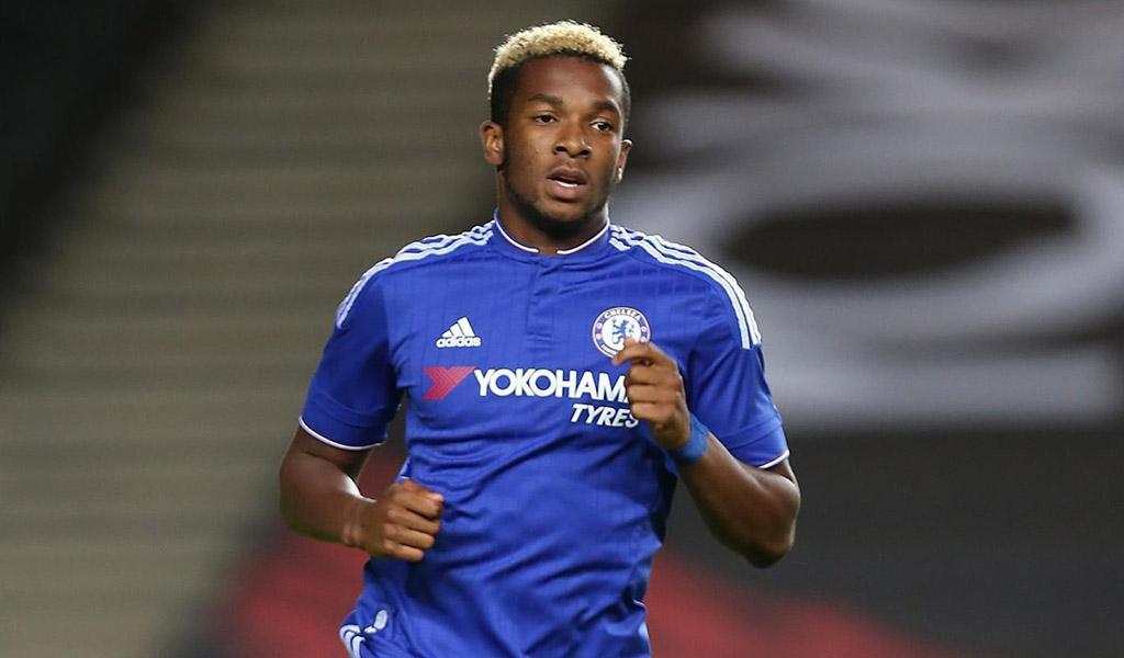 """Jugador de Chelsea se quejó de que en FIFA 16 sale """"muy feo"""" [FOTO] http://t.co/09leHF3TID http://t.co/9R3YCZtmBf"""