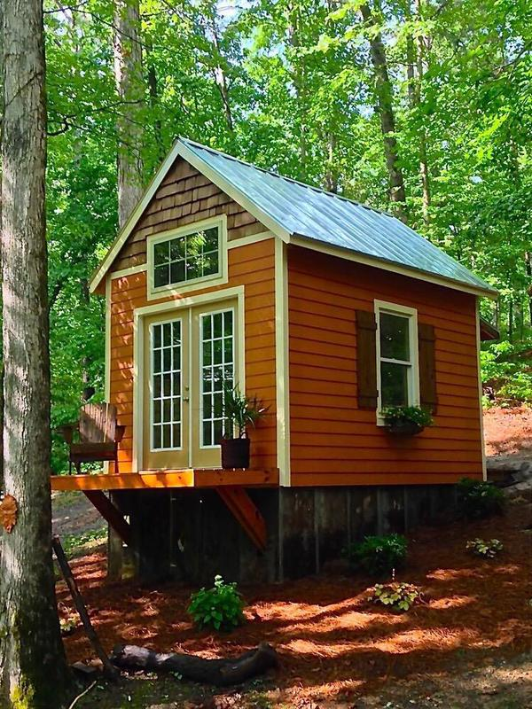180 Sq Ft Tiny Home in Georgia ..
