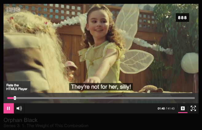 A fun easter egg in the new BBC HTML5 player on desktop .. pressing 888 turns on subtitles :) http://t.co/NC4s0IRzTt http://t.co/5kjG3LxBUf