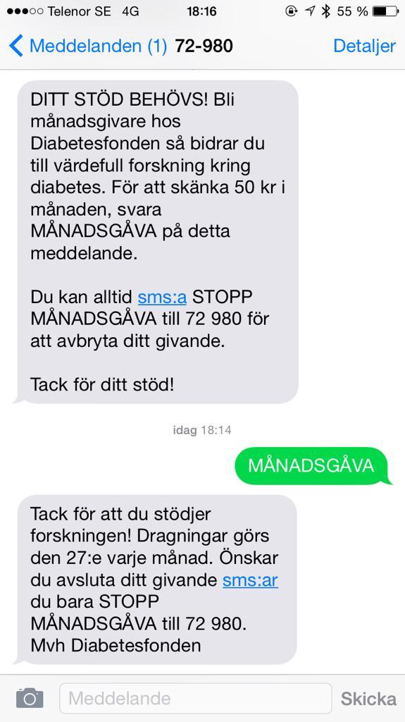 Barndiabetesfonden berns