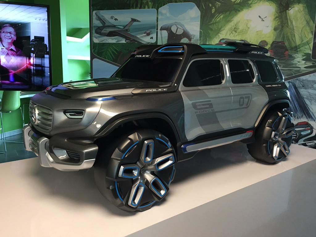 Bad Ass Suv >> Axel Telzerow On Twitter The Most Badass Suv Of The Future