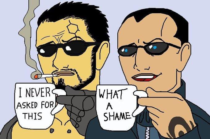 Deus Ex Memes