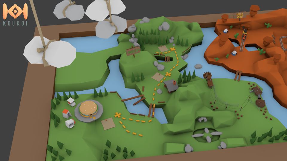 Koukoi games on twitter 3d world map design prototyping for koukoi games on twitter 3d world map design prototyping for crashingseason mobile game indiedev gamedev 3dart httptvpzdgaggga gumiabroncs Gallery
