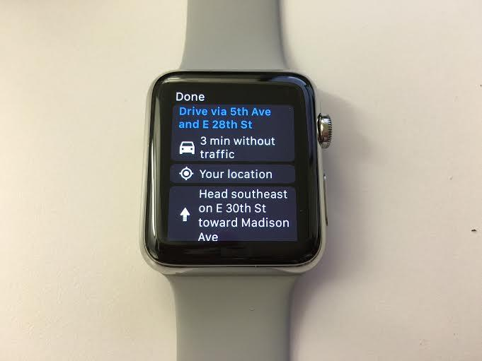 Cnet On Twitter Google Maps Is Now Available On Apple Watch Http