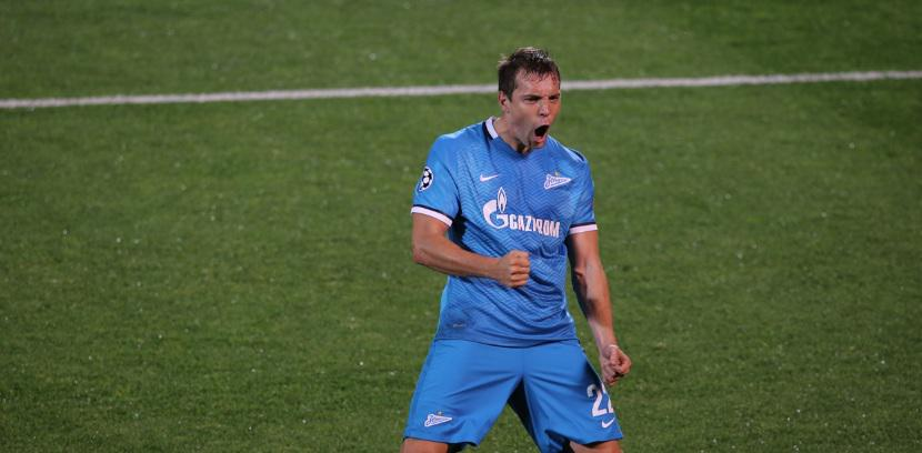 Video: Zenit vs Gent
