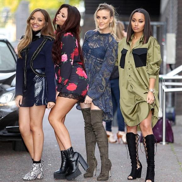CELEB PICK! Little Mix might just be the best dressed girl band right now. #SPLOVES > http://t.co/TmzifMaDmY http://t.co/UWHpBJpLOU