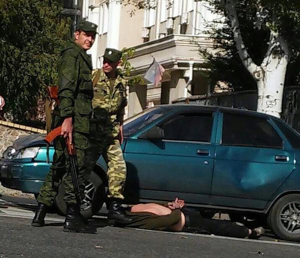 Делегация Украины в ПАСЕ вручила уведомление о подозрении французским депутатам, незаконно посетившим оккупированный Крым, - нардеп Логвинский - Цензор.НЕТ 6981
