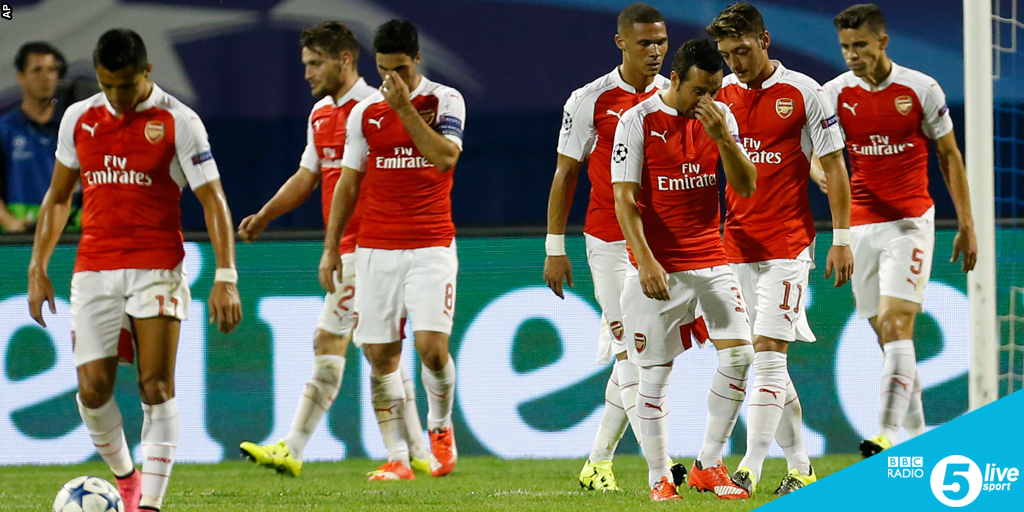 Video: Arsenal vs Olympiakos Piraeus