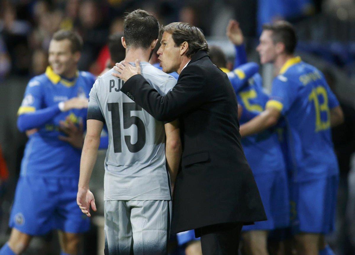 BATE 3 - 2 Roma senza giustificazioni i giallorossi di Rudi Garcia.
