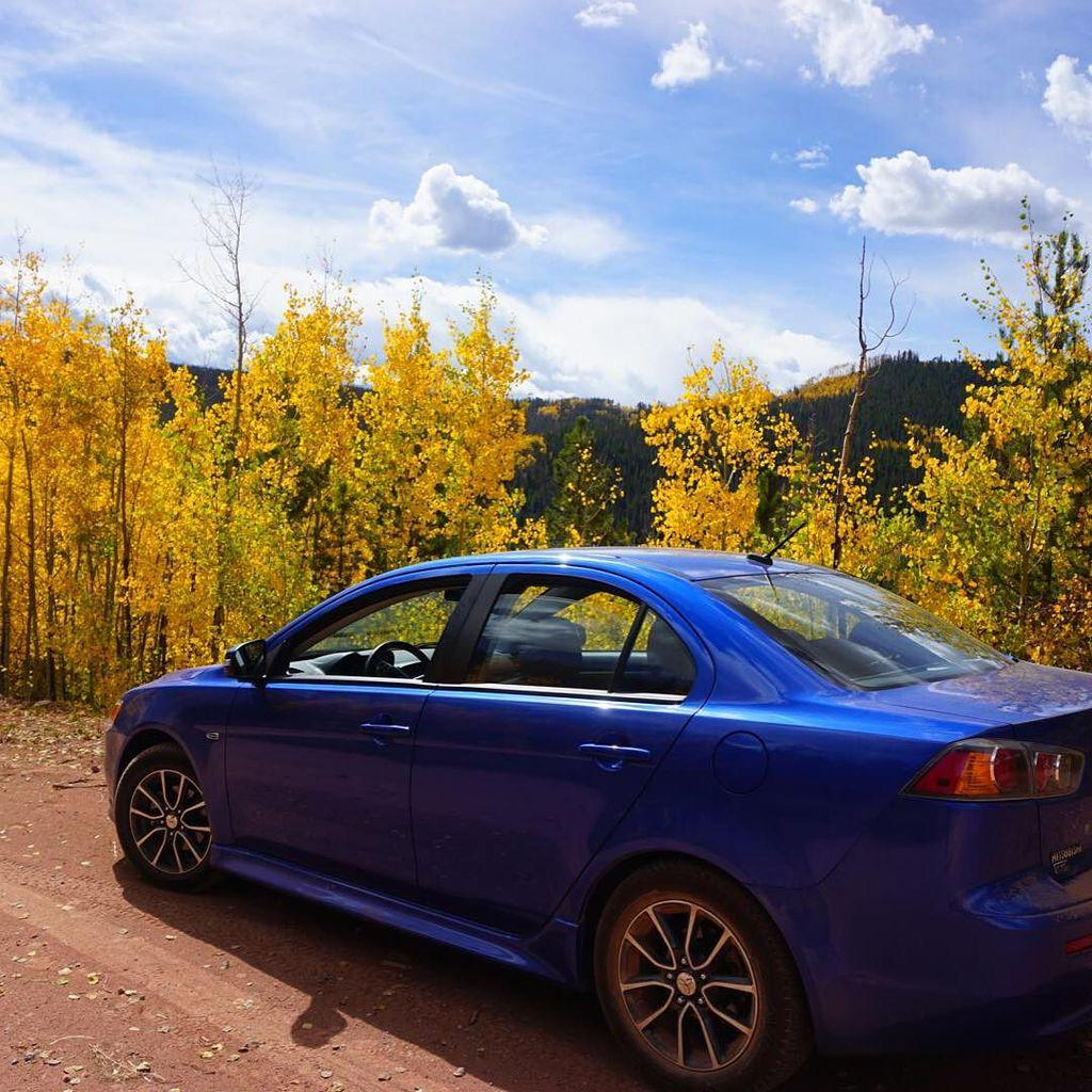 Crusin' #Vail in this beauty. Smooth ride everywhere we go.