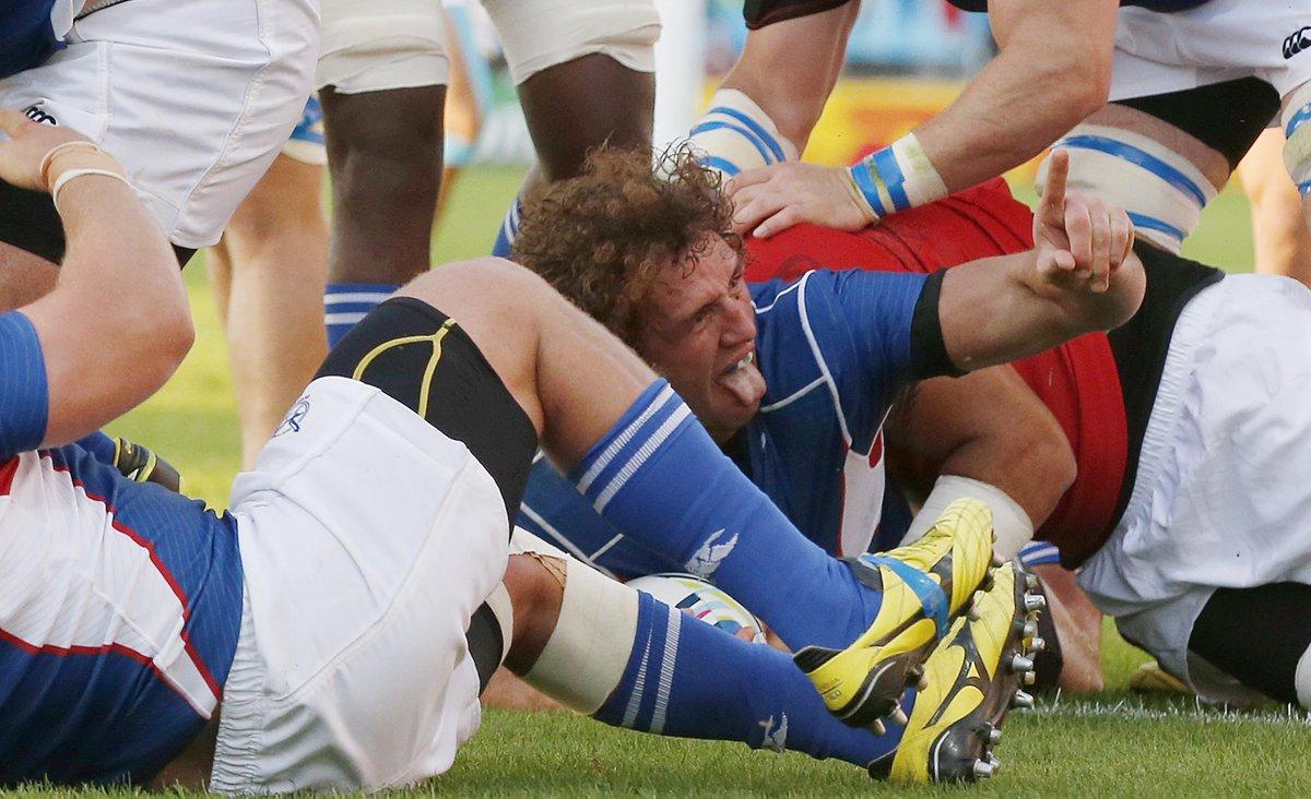 Mondiale Rugby: prima vittoria del Tonga.