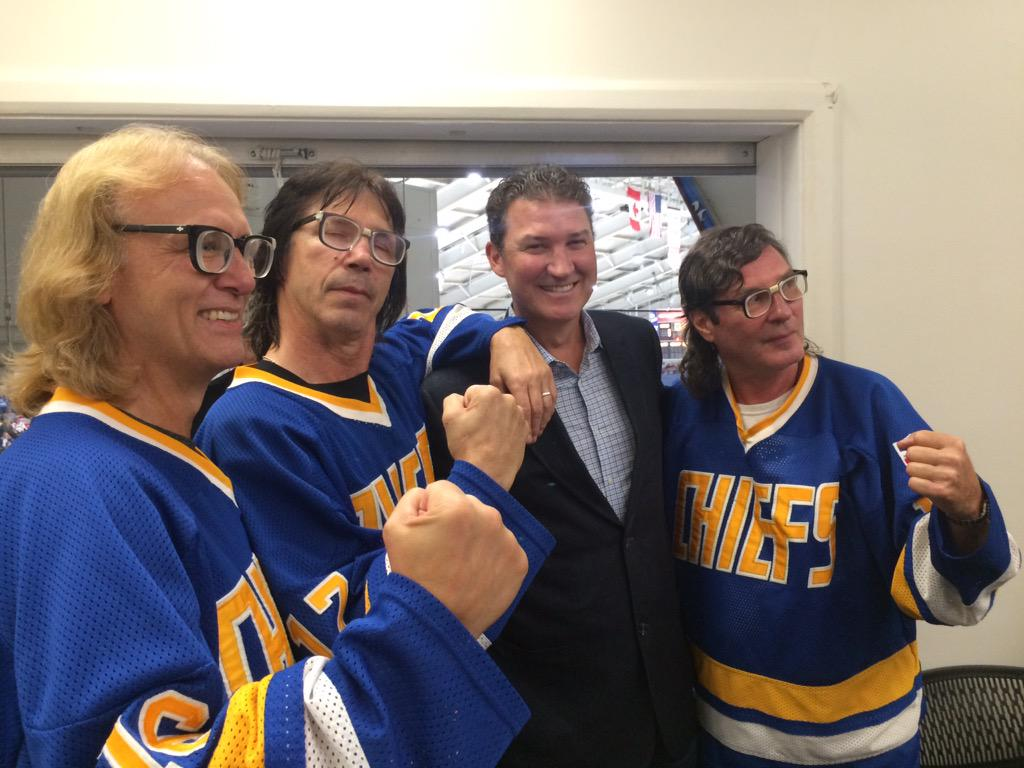 Old time hockey at its finest #puttingonthefoil http://t.co/CgAAsayriq