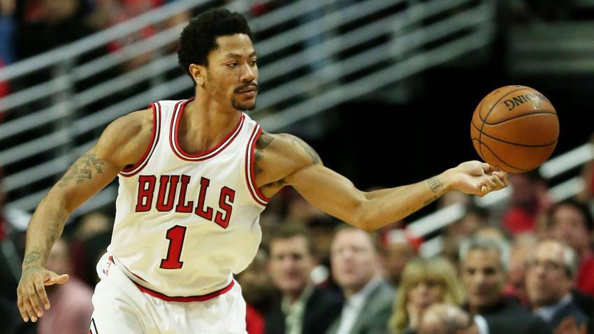 There s hope Derrick Rose can return for Bulls opener vs. Cavs on Oct. 27 b90a802c5