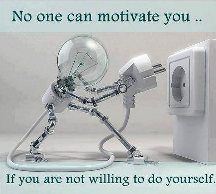 No one can #motivate you - if you are not willing to do it for yourself #smallbiz #entrepreneur #startup #hustle <br>http://pic.twitter.com/4Zy0AsZYOy