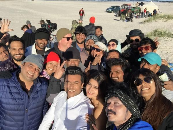 Vikram completes Poland shoot for Suriya's 24