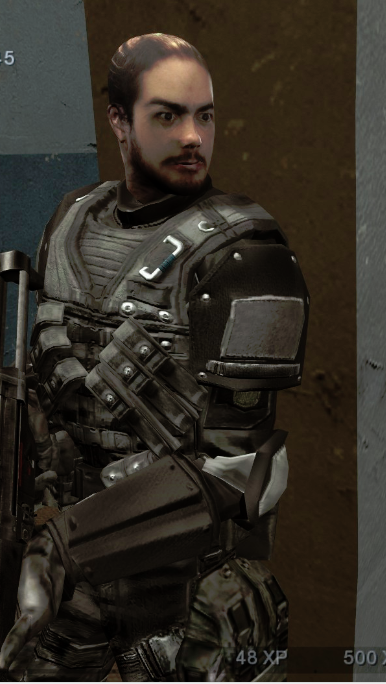 Sp00n On Twitter I Did The Face Scan Rainbow Six Vegas 2