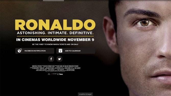 Cristiano Ronaldo Belgeseli İlk Fragmanı [HD]