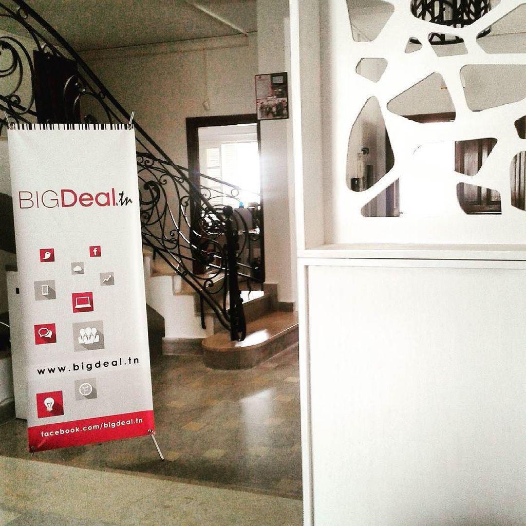 #Bigdeal.tn  Venez profiter de la vie à moitié prix ;) http://t.co/GPEP9bQRQH