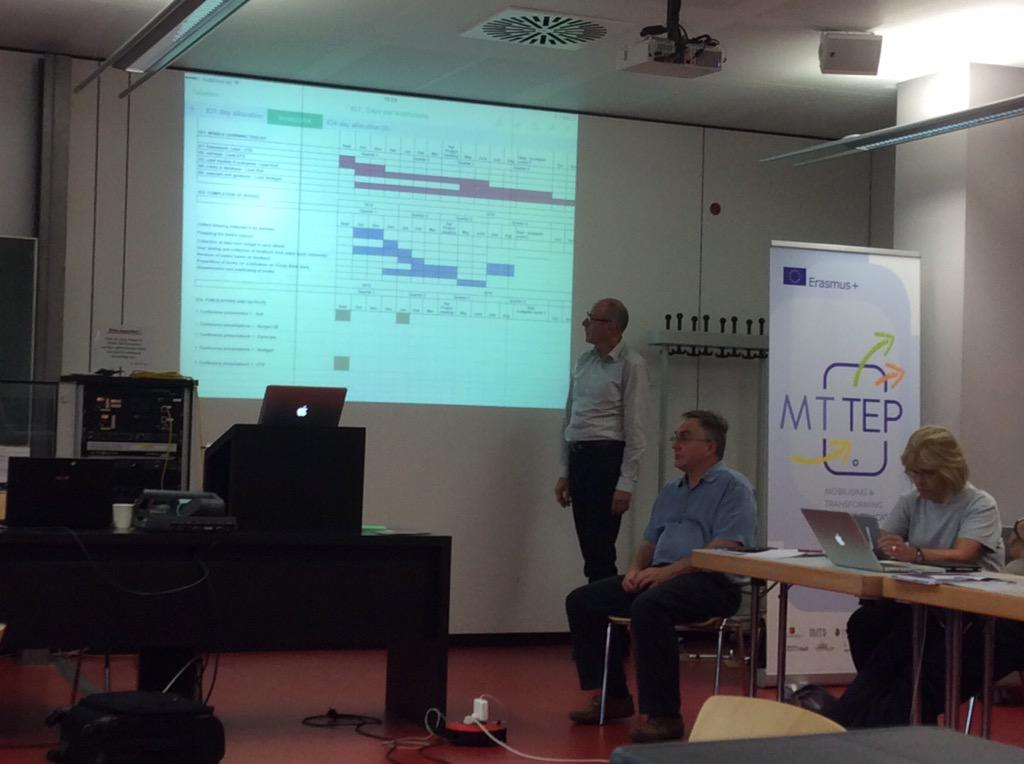 Exploring the eBooks and the outputs of the product for the MTTEP project http://t.co/raOvuHeL8n