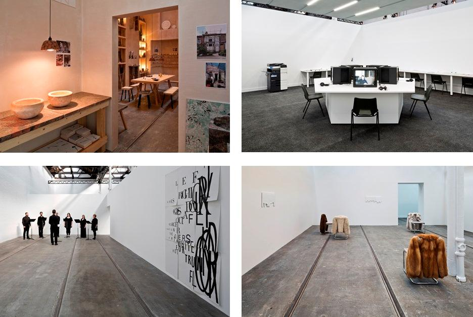 Opening tomorrow! A sneak preview of the #TurnerPrize exhibition @GlasgowTramway... http://t.co/ZEejnACATo http://t.co/IULd7O49nb