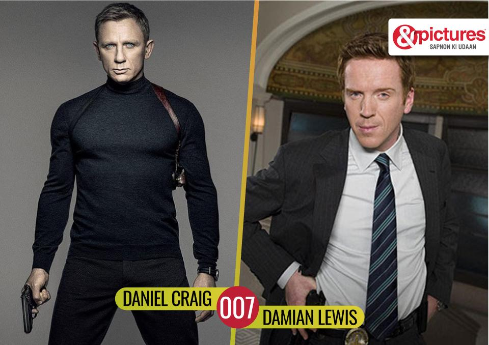 Rumour is @lewis_damian is to be the new Bond! Which Bollywood star do you think can be the next Bond? #BondNights pic.twitter.com/D98qNr7pAx