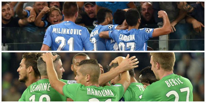 Lazio-Saint Etienne, info Streaming Gratis Rojadirecta