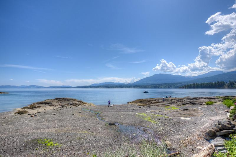 Coastal Scene - Vancouver Island, British Columbia, Canada #hdr #photography #coast #ocean #canada #water #landscape http://t.co/YIypOkhZDt