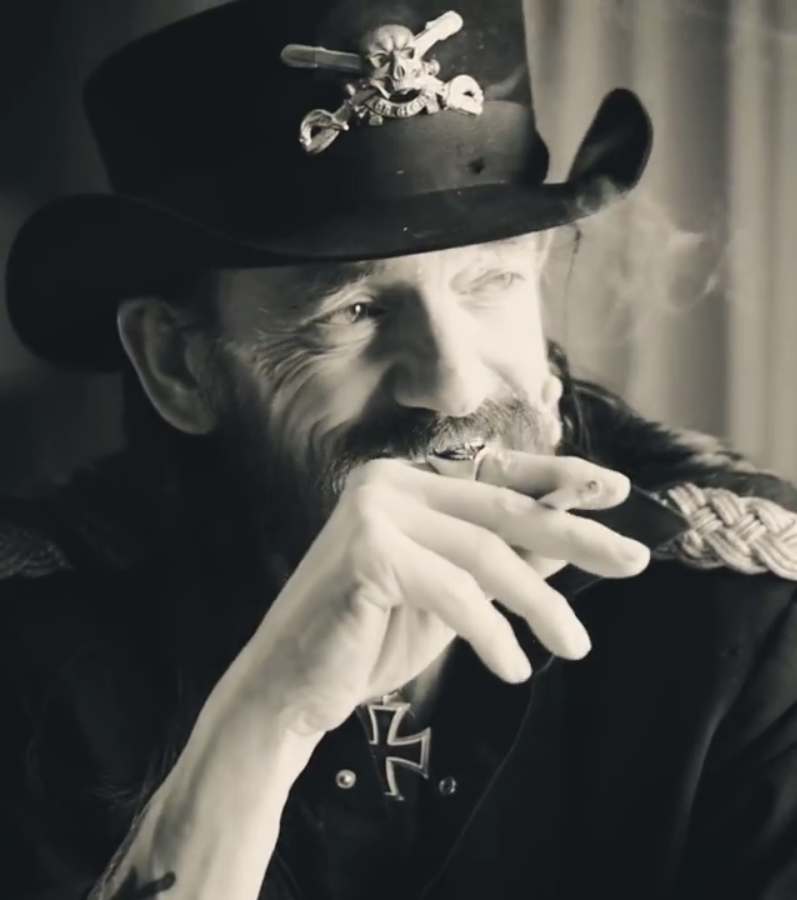 'If you think you are too old to rock'n'roll, then you are …' #LoveLemmy - #motorheadforlife
