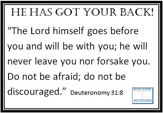 Why worry #God has ur back #trust in #JesusChrist #love   #Jesussaves #Jesus #follow