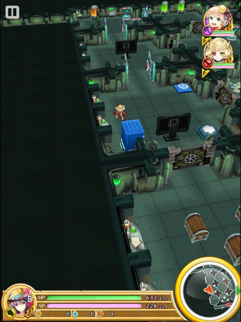 【白猫】(ネタバレ注意)ダグラスⅡHARDシークレット16-1「秘密の場所」攻略情報!これどうやって進めばいいの?【動画あり】