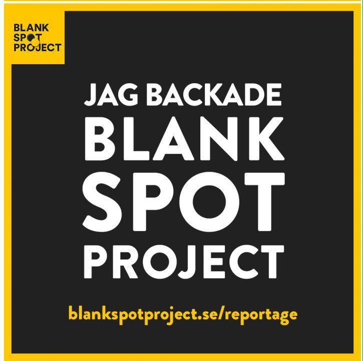 blank spot