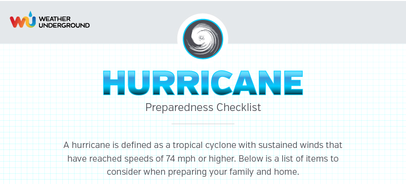 Stay safe and informed with our #Hurricane Preparedness Checklist: http://t.co/IWpWf9guRK #Joaquin http://t.co/KLIZiin4IF