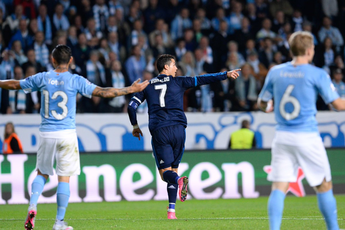 Video: Malmo FF vs Real Madrid