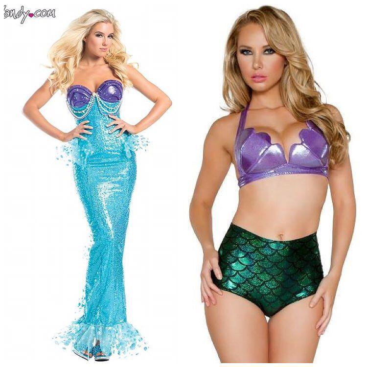 DisneyLifestylers on Twitter  Little Mermaid costumes from @yandy #disney #ariel #thelittlemermaid #littlemermaid #disneu2026 //t.co/y5rJtZPhf2 ...  sc 1 st  Twitter & DisneyLifestylers on Twitter: