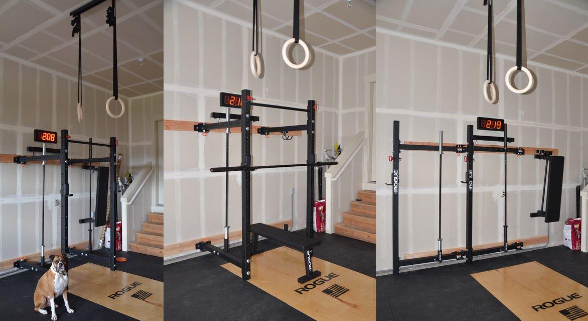 How to make a gym in your garage zenfitt