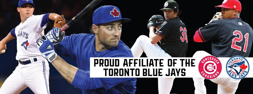 Proud Affiliate of the 2015 American League East Division Champions! #BlueJays #ComeTogether @BlueJays #Vancouver http://t.co/112WgQXWqE